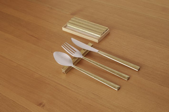Cutlery rest l710